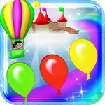 123 Colors Magical Kingdom - Balloons Learning Experience Simulator Game