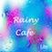 雨の風景と雨音・音楽をミックス